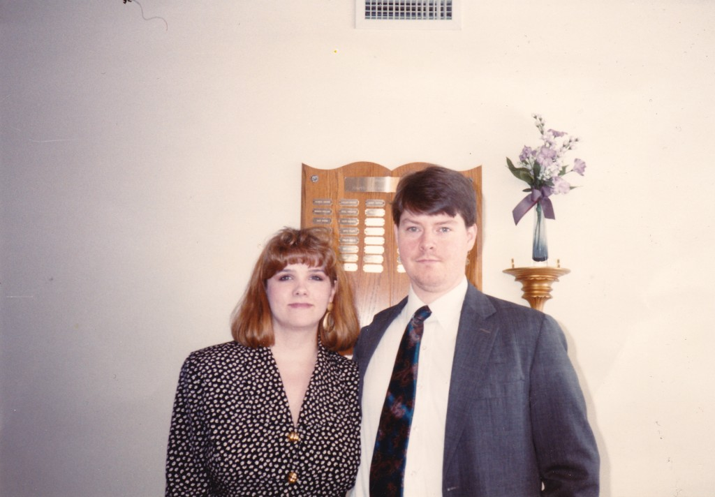 Jim and Wanda NECC 1993